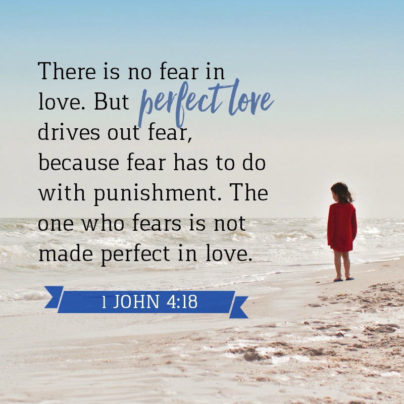 Daily Verse: 1 John 4:18
