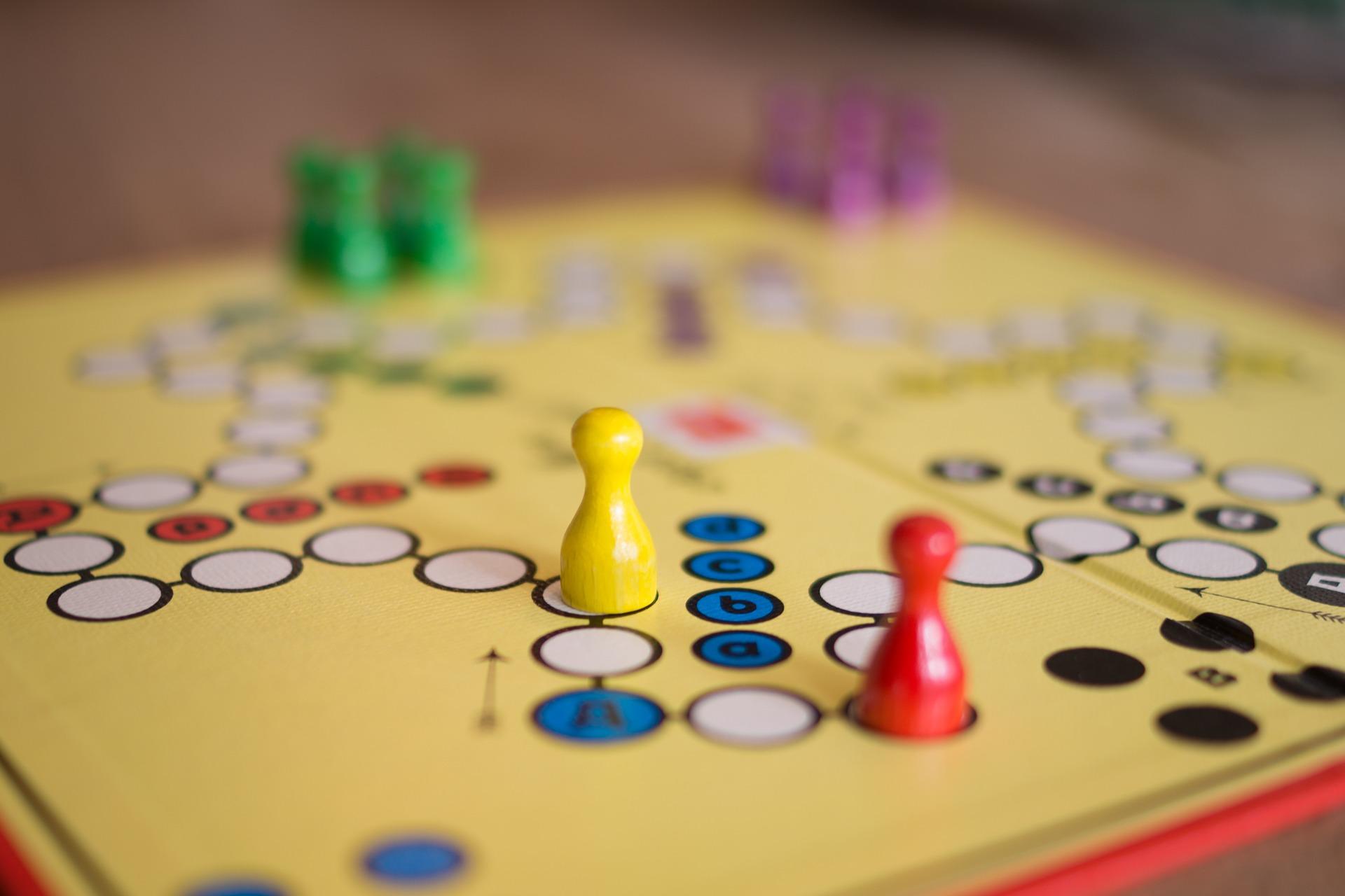 Are board games are making a comeback in London?