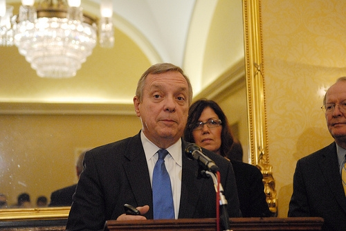Dick Durbin Wants new E-Cigarette Regulations