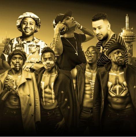 Wizkid, Cassper, AKA & Sauti Sol Top MAMA Nominations