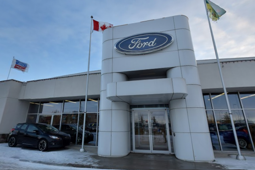 Saskatoon dealership fined after worker injured on the job