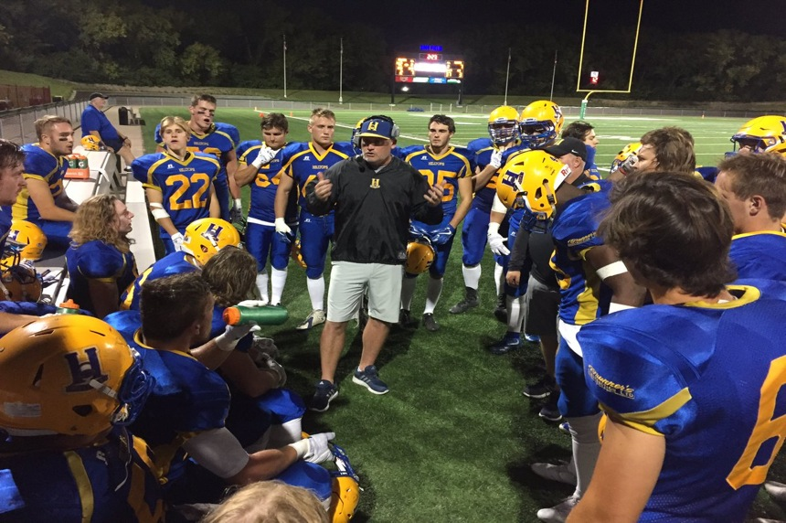 Hilltops host Regina looking for 4th straight PFC title