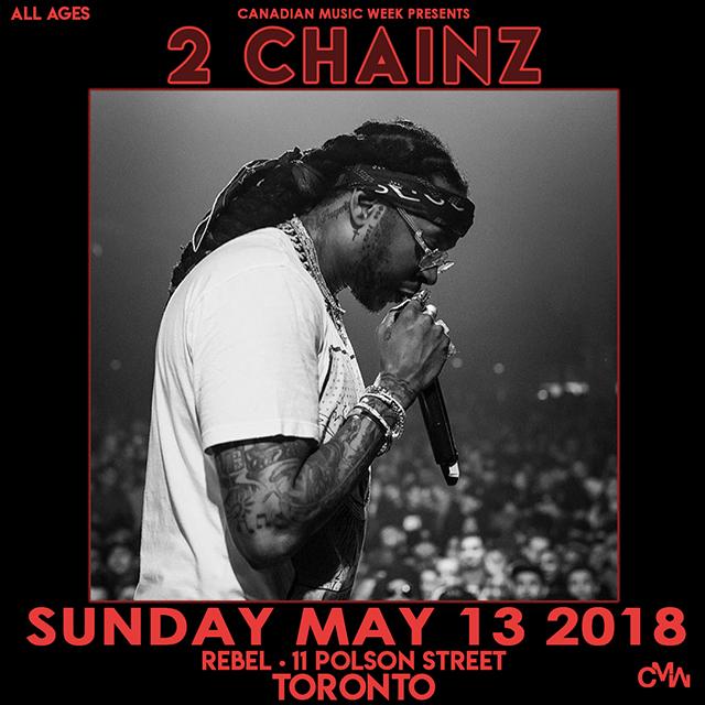 Listen to win 2 tickets to 2Chainz