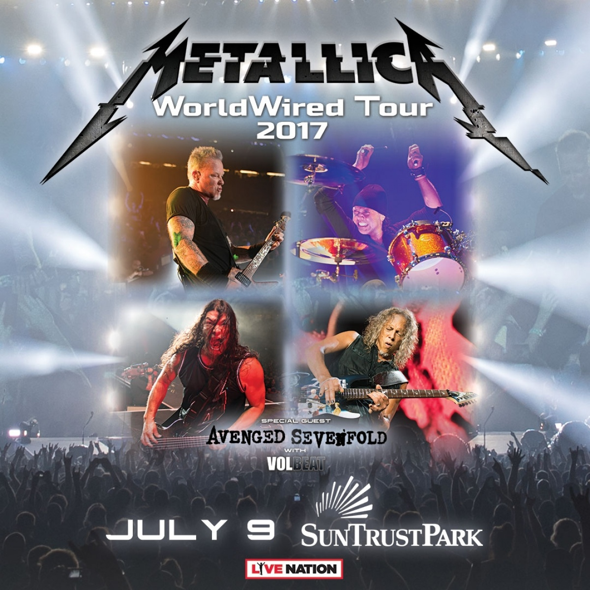 Metallica: Register-To-Win | 102 9 The Buzz