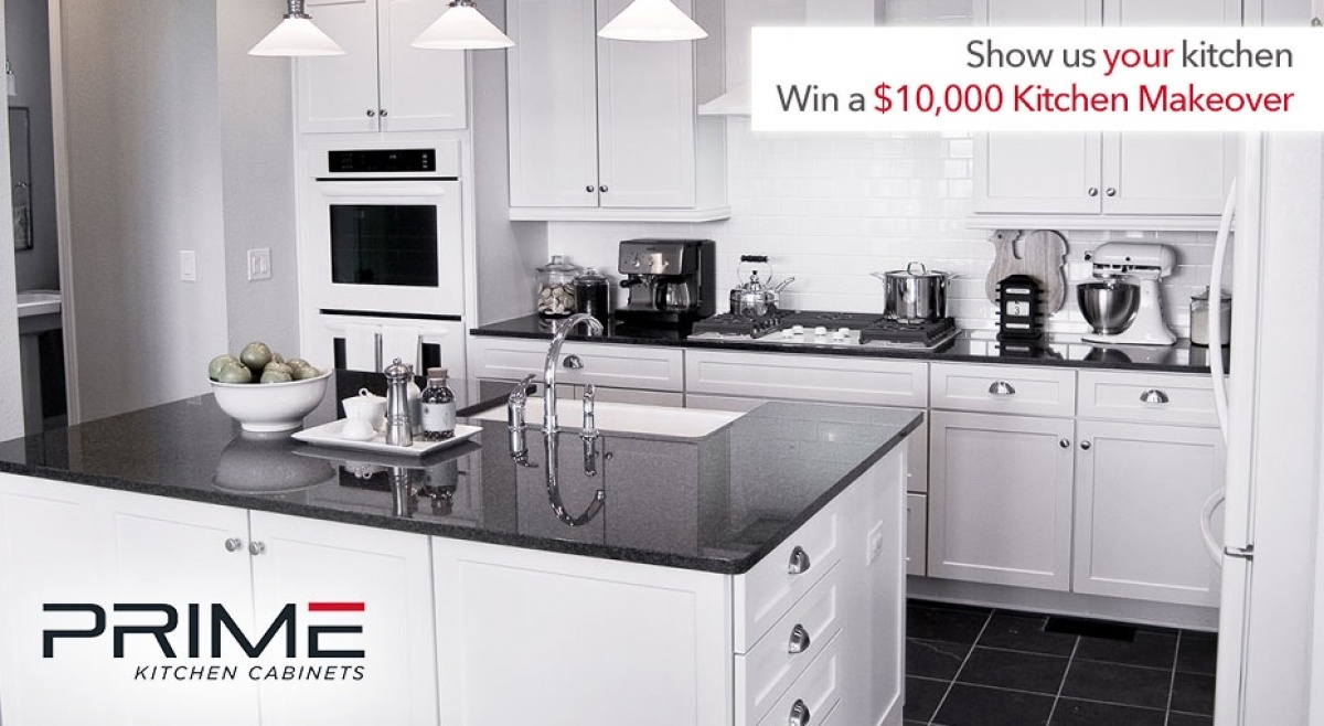 Enter To Win A $10,000 Kitchen Makeover! Awesome Design
