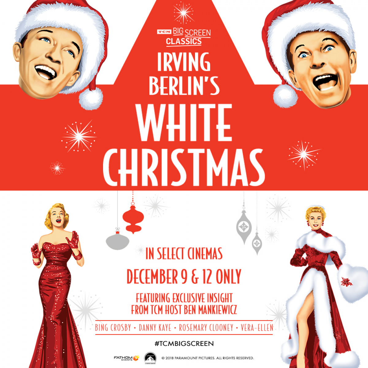 White Christmas In Theaters.White Christmas The Game Nashville