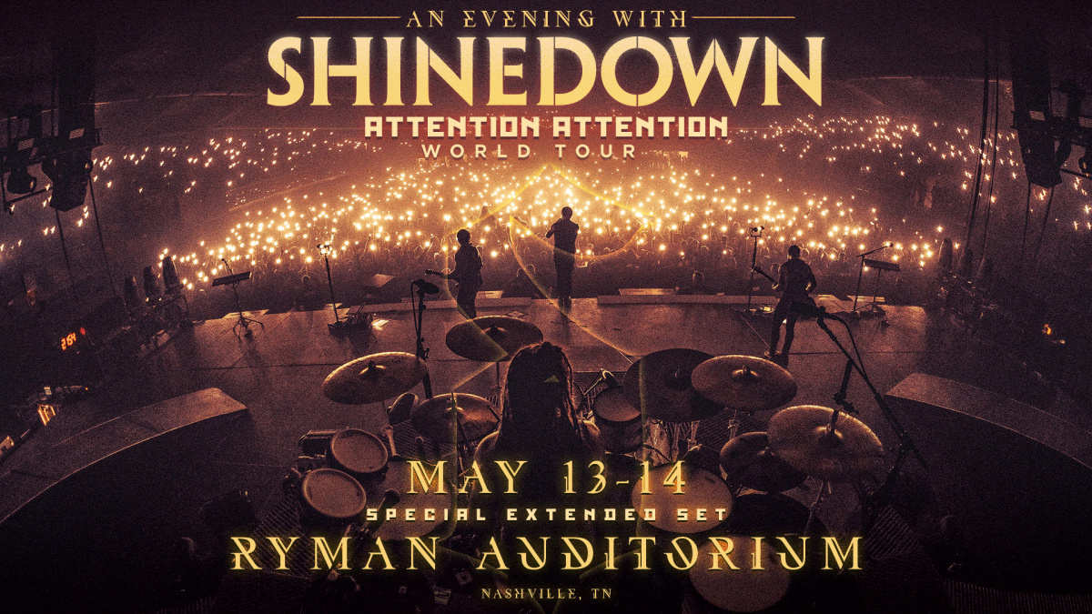 Shinedown: Register-To-Win | 102 9 The Buzz