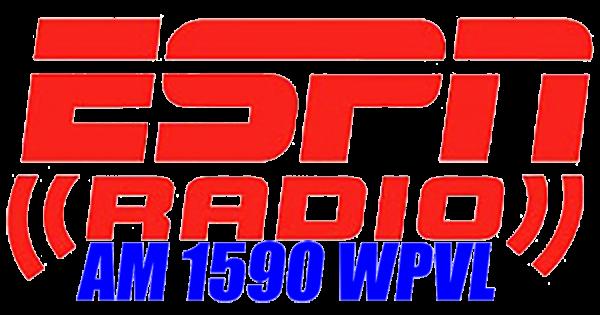 ESPN Radio AM 1590 WPVL - cover