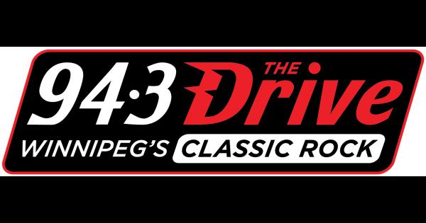 94-3 The Drive - Winnipeg's Classic Rock!