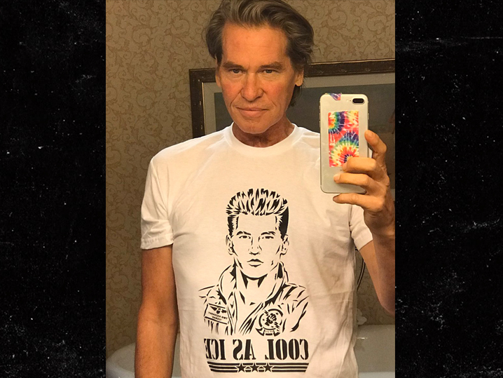 Val Kilmer is Dropping Hints He Wants a Role in Top Gun 2