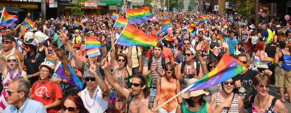 Going to the Pride Parade?  Here's What You Need to Know