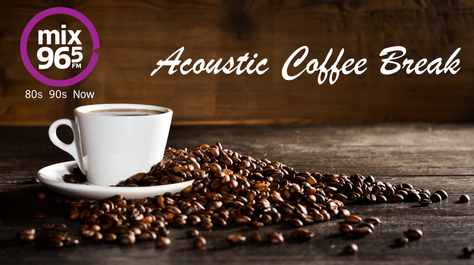 Acoustic Coffee Break_Banner