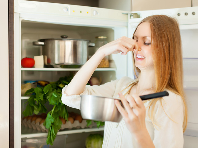 Smelly Kitchen?  We're Here to Help