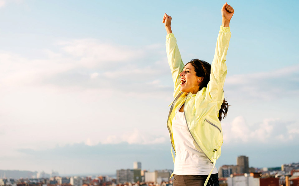 6 Ways to Get a Runner's High - Without Running!