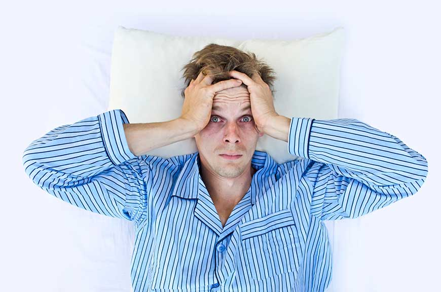 Time Change Causing You Sleep Issues?  Let's Fix it: