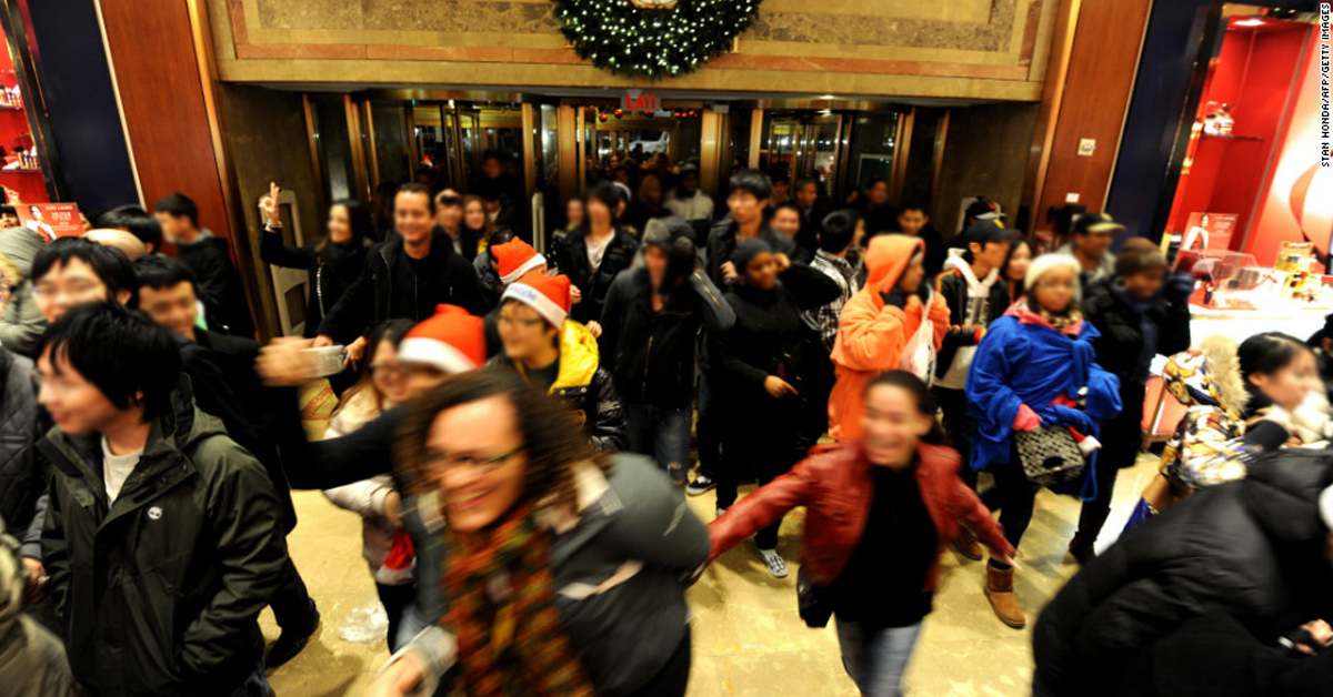 Tips for Shopping on Black Friday from Retail Workers