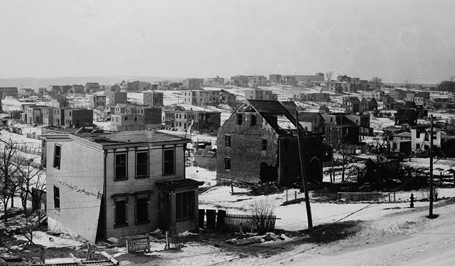 Events to Commemorate the Halifax Explosion