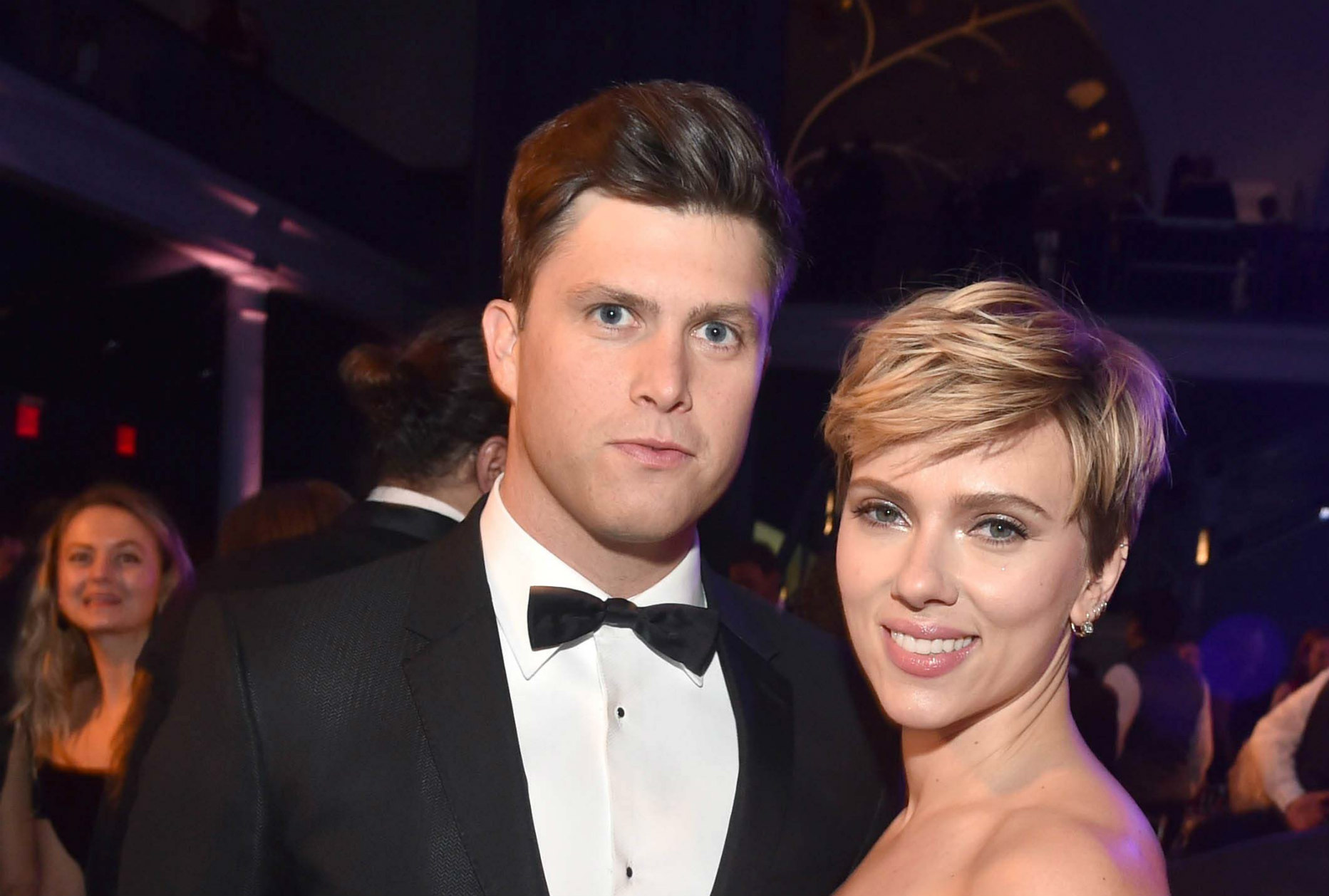 ScarJo Has a New Beau