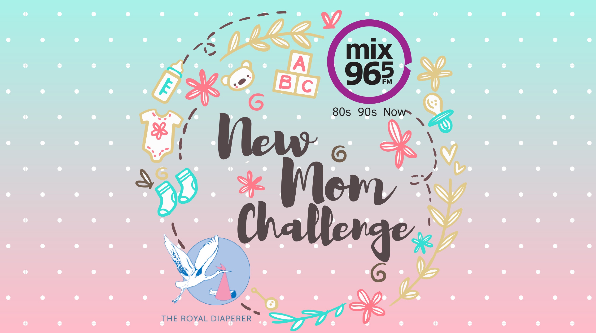 Mix 96-5 New Mom Challenge