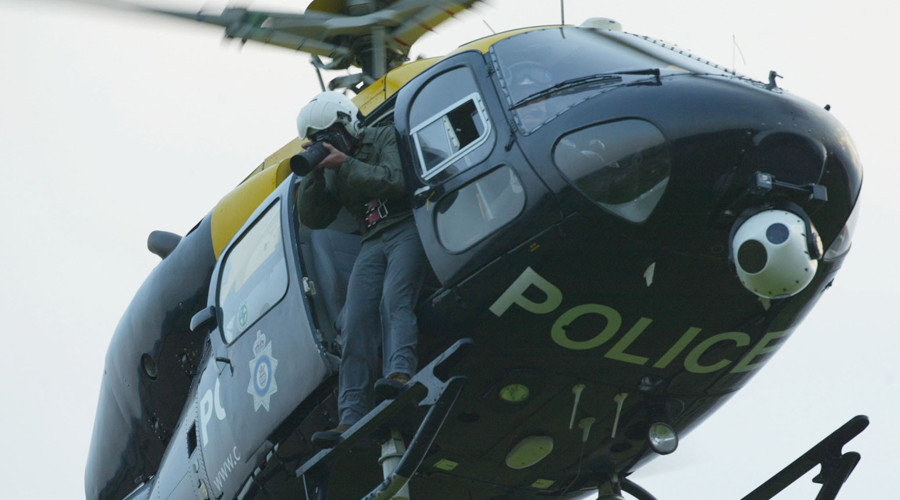 Brazen Couple 'Put on Show' for Police Helicopter Crew Who Filmed Sex Acts from Above