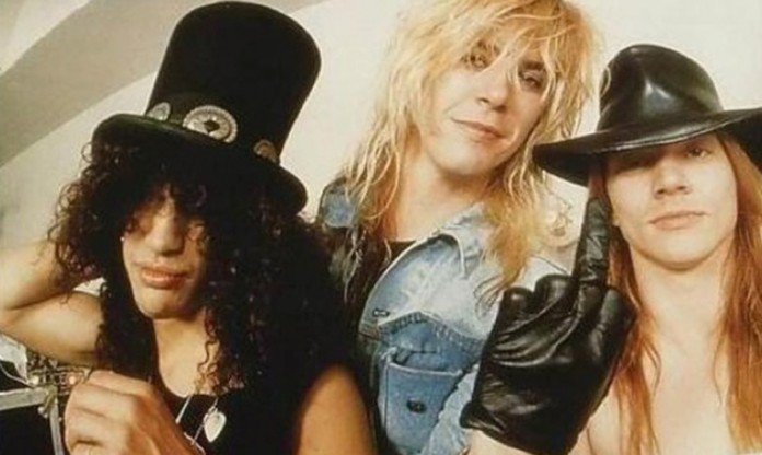 This Sunday we are going to the Cities to see Guns and Roses....are you joining us?