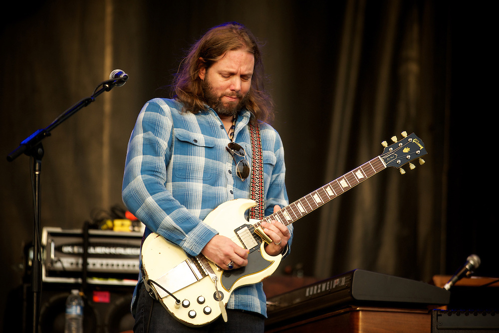 I had conversation with Rich Robinson from The Black Crowes and Magpie Salute