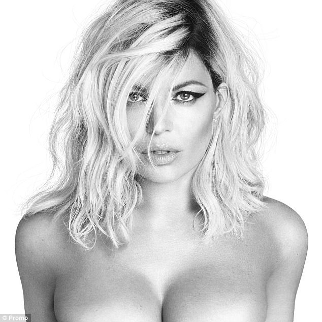 42-Year-Old Fergie Strips Naked for New Album [SFW PICS]