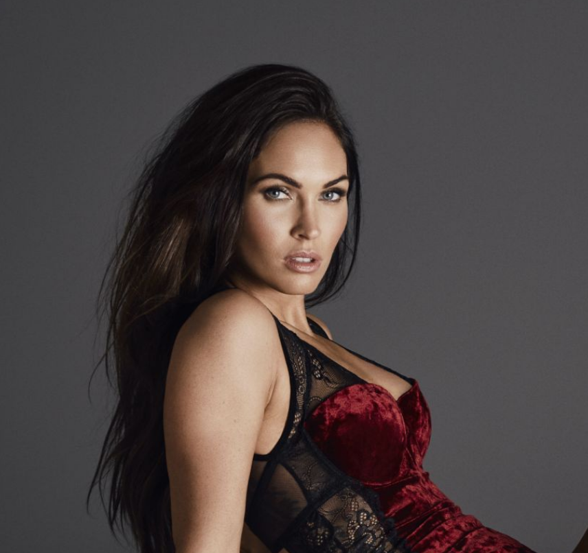 Megan Fox Shows Off Her Foxy Bod for ESQUIRE [SFW PICS]
