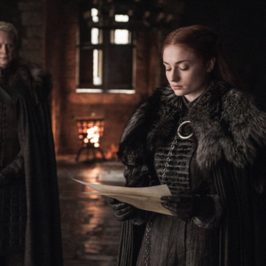 Sophie Turner Confirms GAME OF THRONES Won't Be Back Until 2019