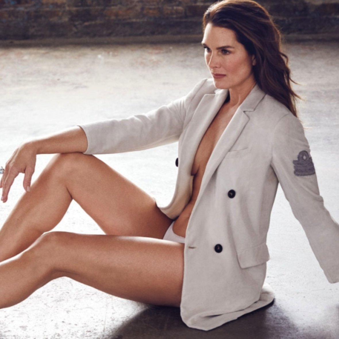 Brooke Shields Shows She's Still Got It at 52-Years-Old