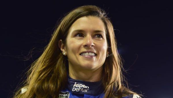 Danica Patrick confirms she is dating NFL quarterback Aaron Rodgers
