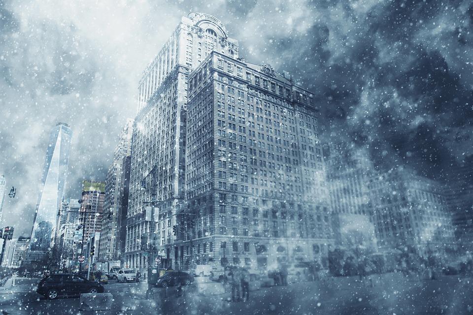 The Worst Winter States