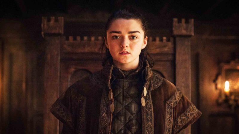 Maisie Williams Says GAME OF THRONES Season 8 Will Return Next April