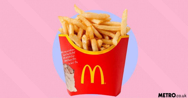 Women Are Eating McDonald's Fries After Sex to Get Pregnant