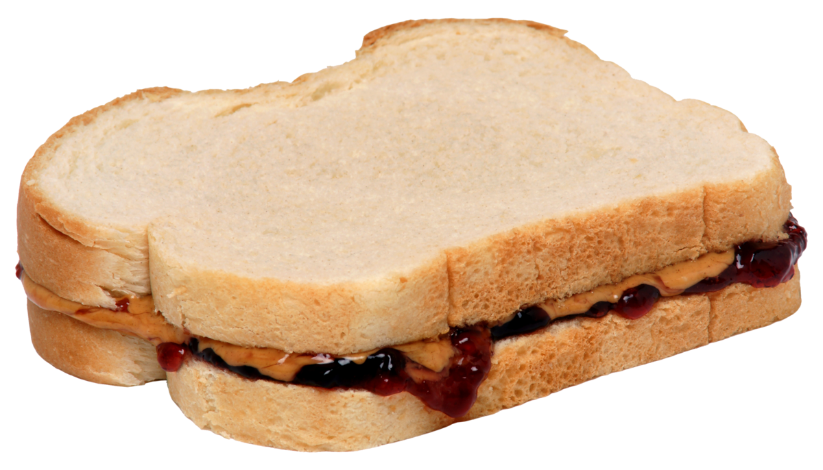 When was your last PBJ?