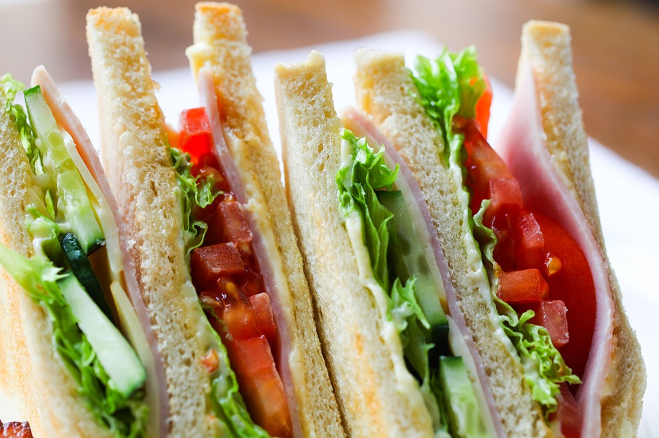Study Blames Sandwiches for Global Warming