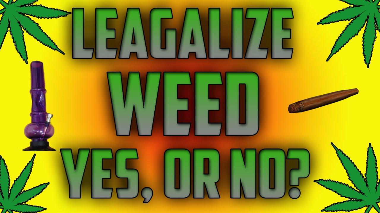 Should we legalize pot?