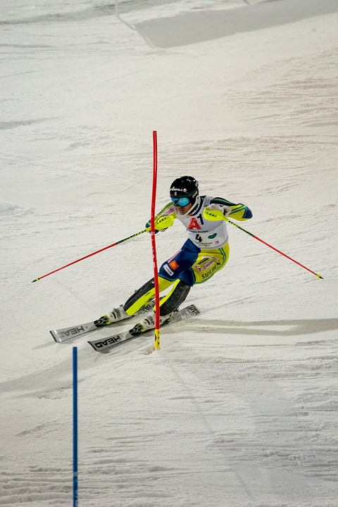 It's So Cold in Pyeongchang, Skis Are Warping