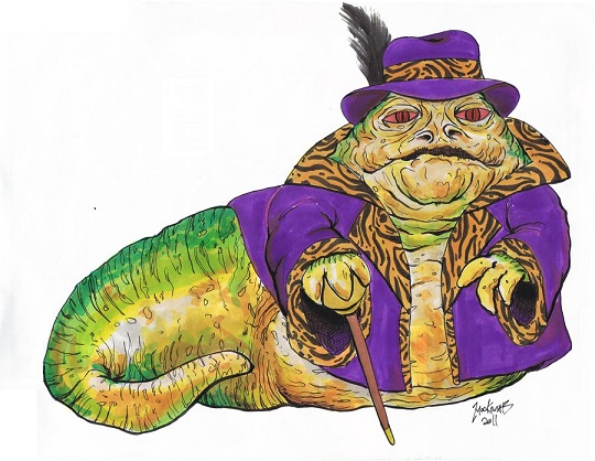 We Are Ushering in Jabba The Hutt