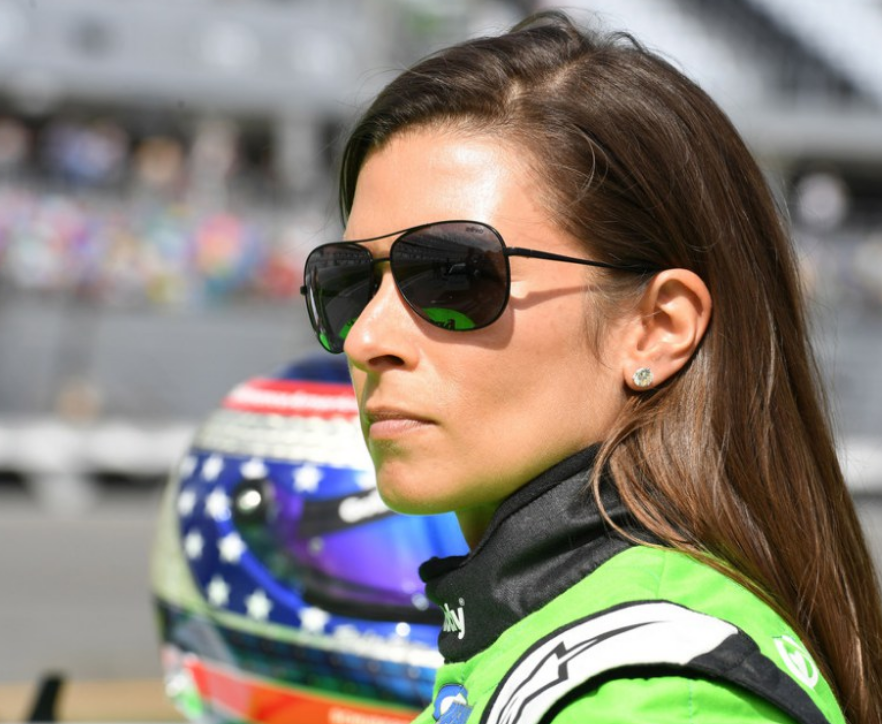 Danica Patrick's NASCAR Career Ends With Huge Wreck at Daytona 500-Boyfriend On Hand to Console