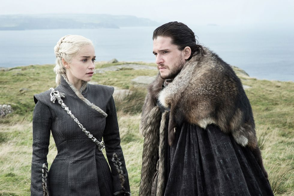 "Some Details On The ""Game Of Thrones"" Finale"