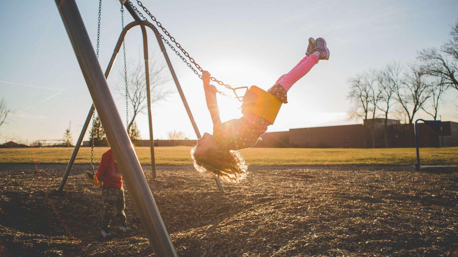 Free-range-parenting?