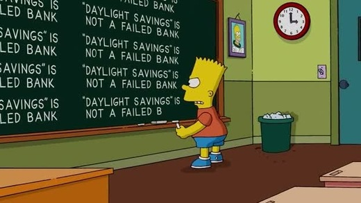 I hate Daylight Saving Time.  Hate it.