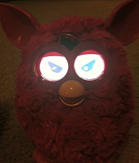 When your Furby won't Fur-Be!