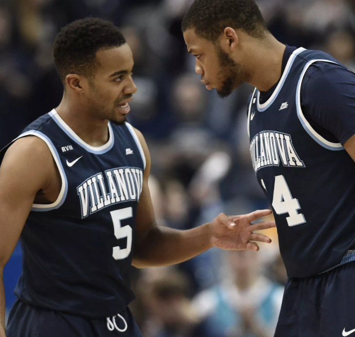 NCAA Bracket Stats: Nearly Half of America Picking Either Virginia or Villanova
