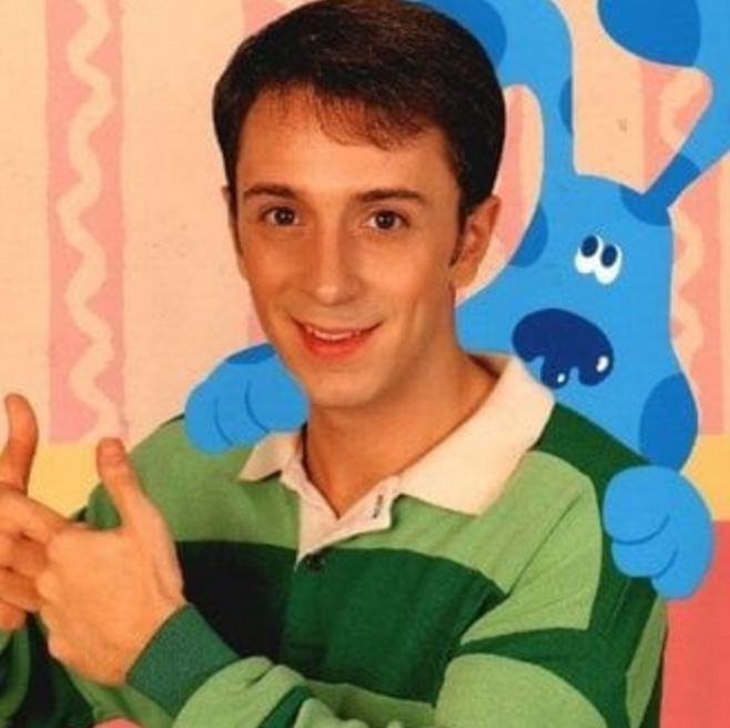 Former BLUES CLUES Host Wants to Wrestle John Cena for Right to Host Reboot