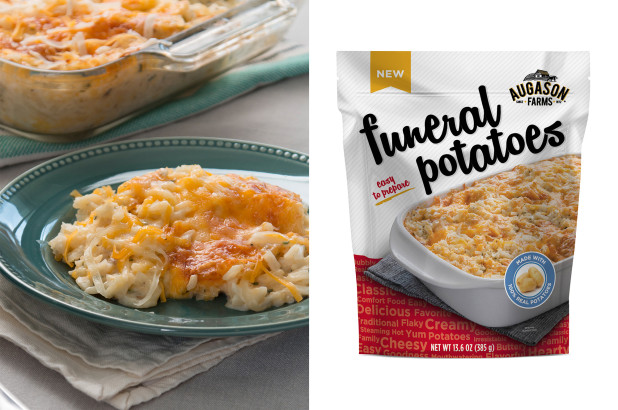"""People are Freaking out over Walmart's """"Funeral Potatoes,"""""""