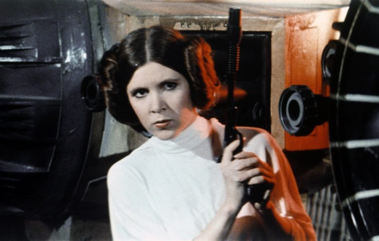 STAR WARS Fans Have Started a Petition for a New Princess Leia