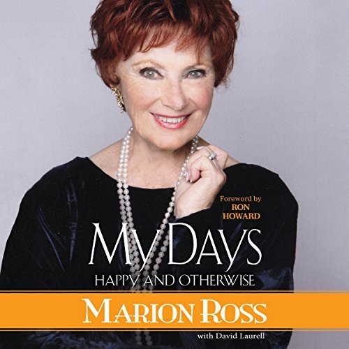 "Marion Ross wrote the book ""My Days Happy and Otherwise"""