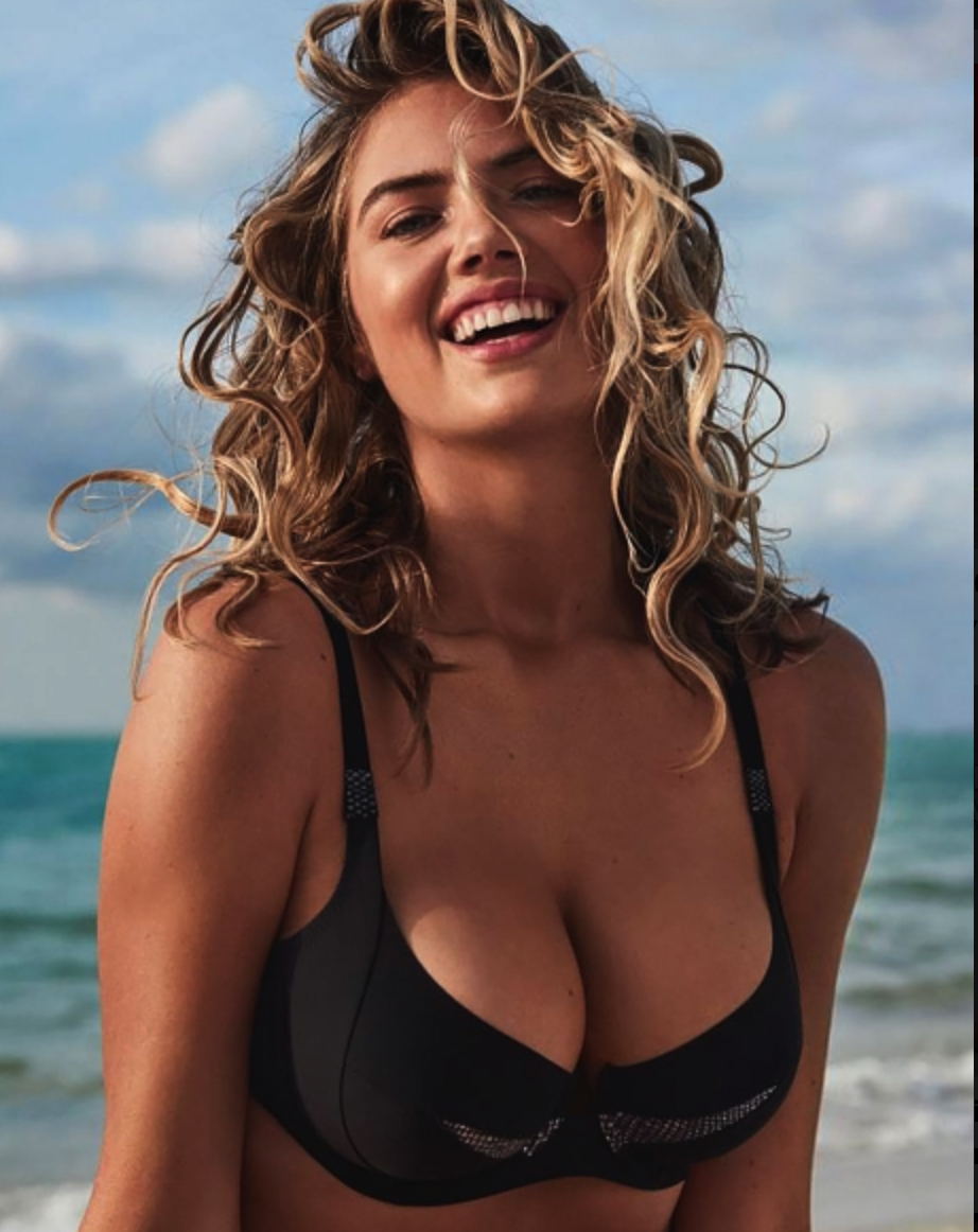 Kate Upton Rolls Out Even More Busty Bikinis Snaps [SFW PICS]
